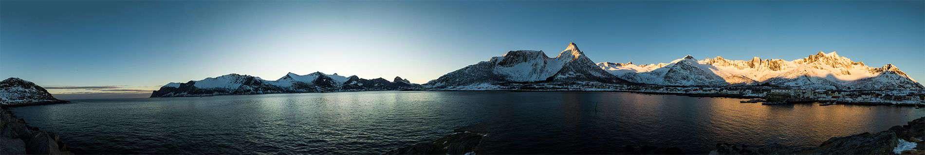 Panorama Fjord