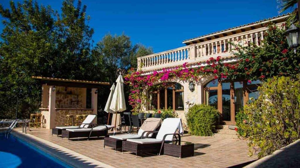 Finca Mallorca Pool